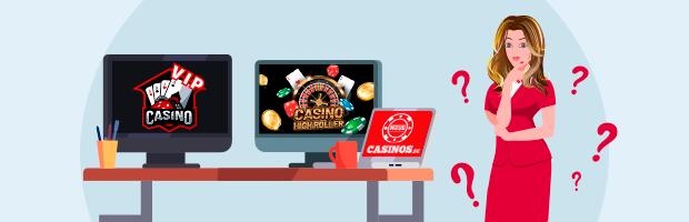 High Roller Casinos oder VIP Casino – was ist der Unterschied